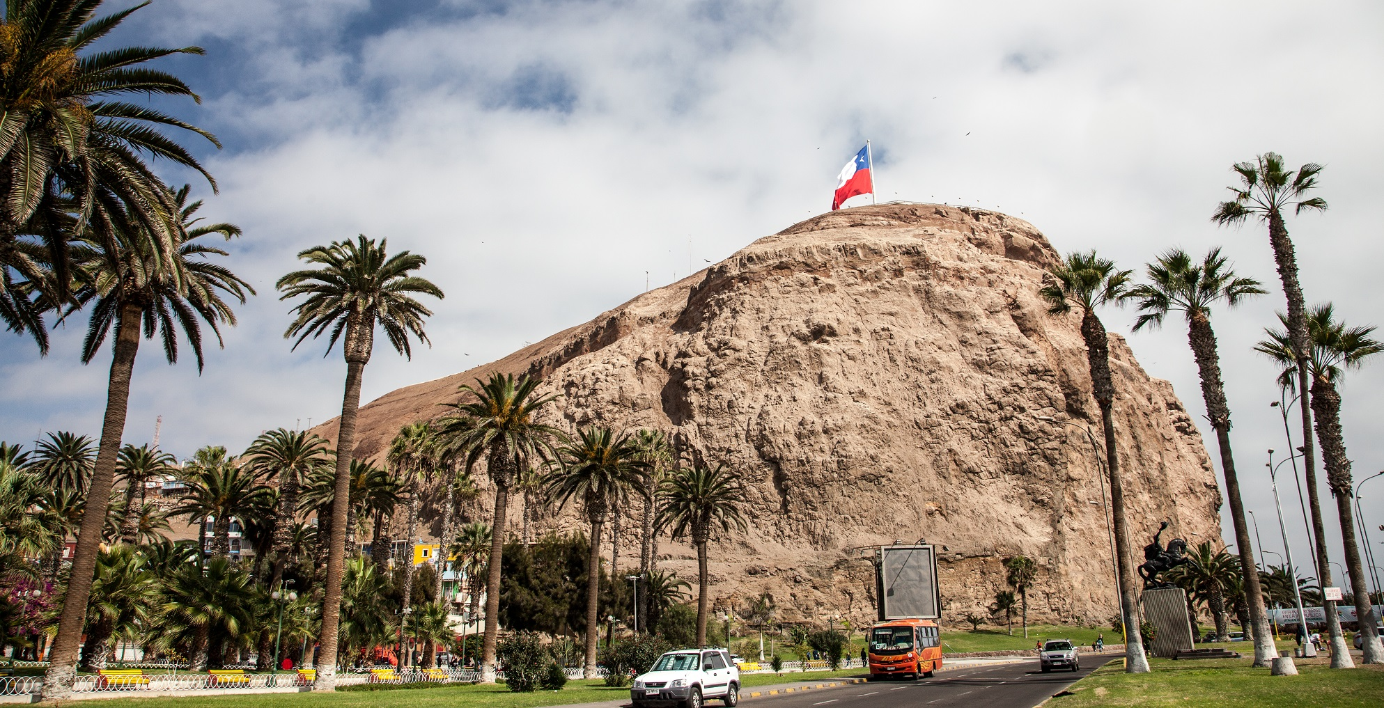 Things to do in Arica: Visit Morro de Arica