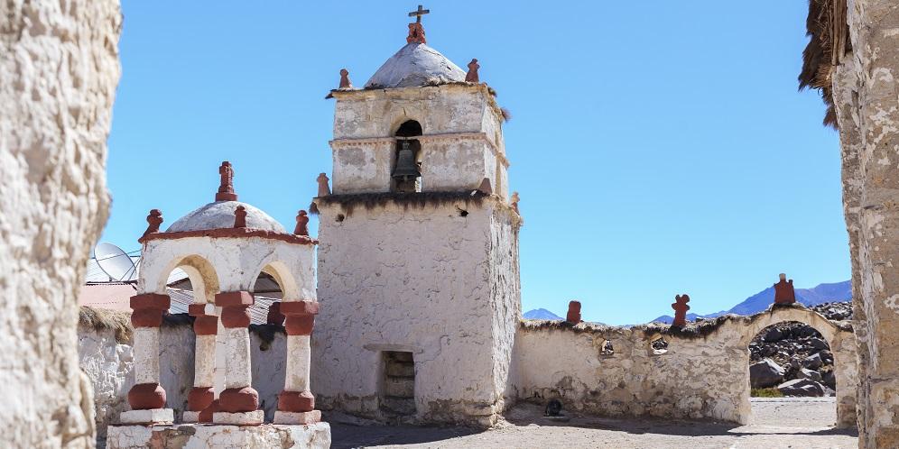 Que hacer en Arica: Visitar Parinacota, un pueblo andino