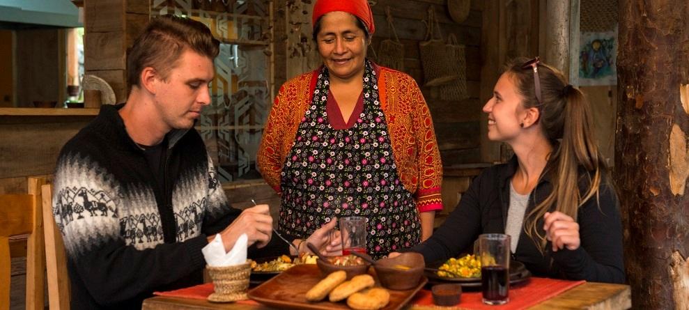 Experiencias con el pueblo Mapuche y gastronomía