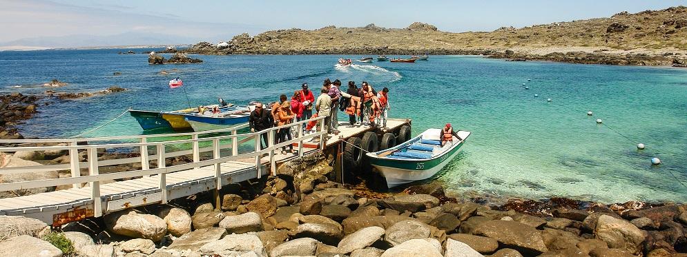 Recomendaciones para viajar a Chile y hacer paseos en bote por sus lagos y lagunas.