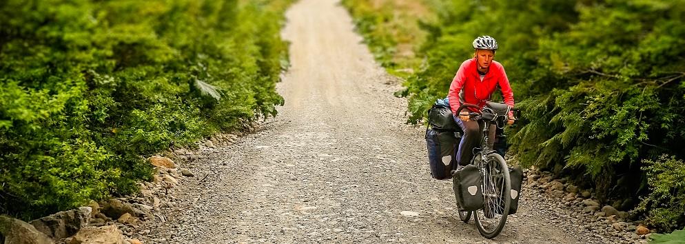 World Travel Awards 2018 premia a Chile mejor destino turismo Aventura. Mountain bike por la Carretera Austral