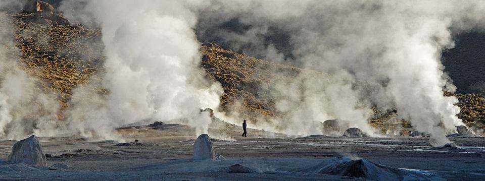 Qué hacer en San Pedro de Atacama: Amanecer en los Géisers del Tatio