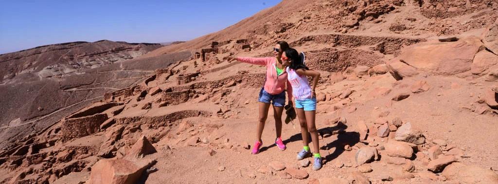 Qué hacer en San Pedro de Atacama: Visitar el Pukará de Quitor