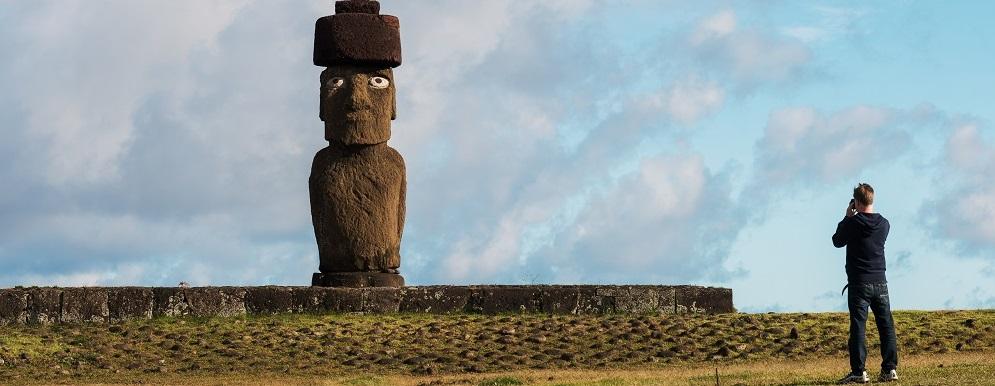 Viaje a Rapa Nui para conocer los moai