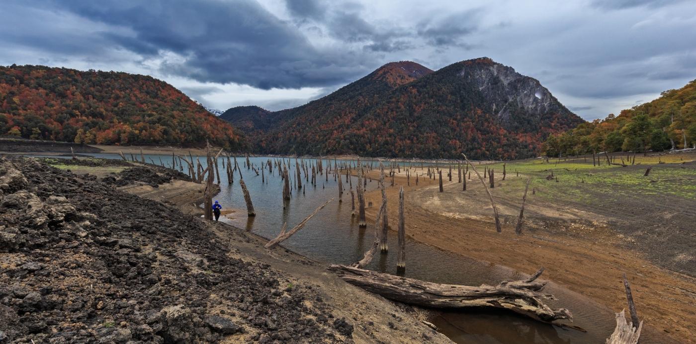 Imagen panorámica del Parque Nacional Conguilli, y sus impactantes bosques hundidos e imponentes montañas