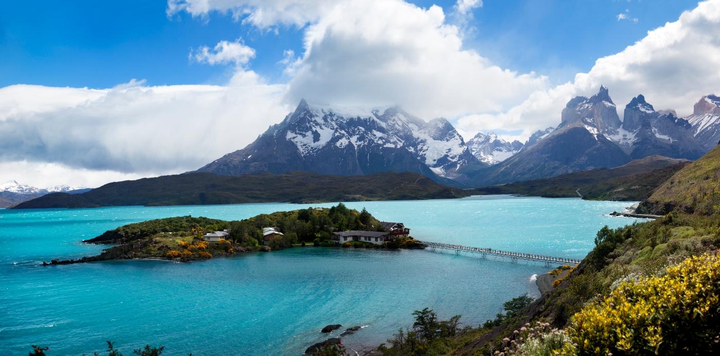 Hosteria Peohé a los pies de las Torres del Paine