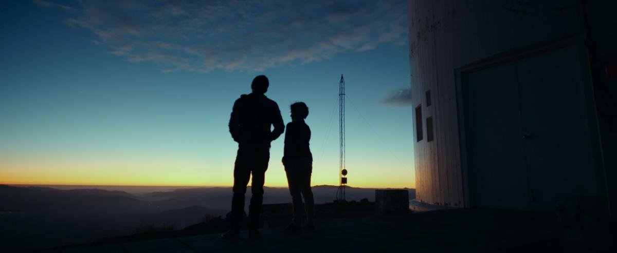 Imagen del documental Cielo