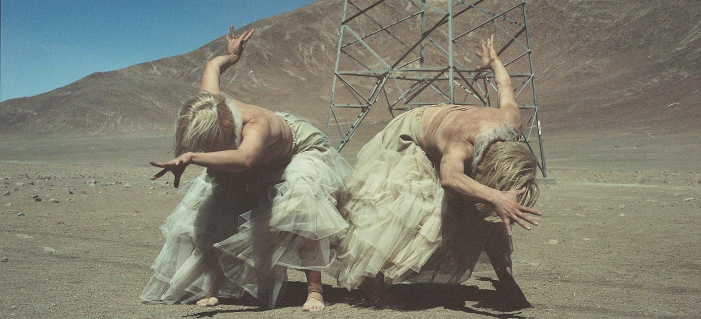 imagen del videoclip chileno la Noche Oscura