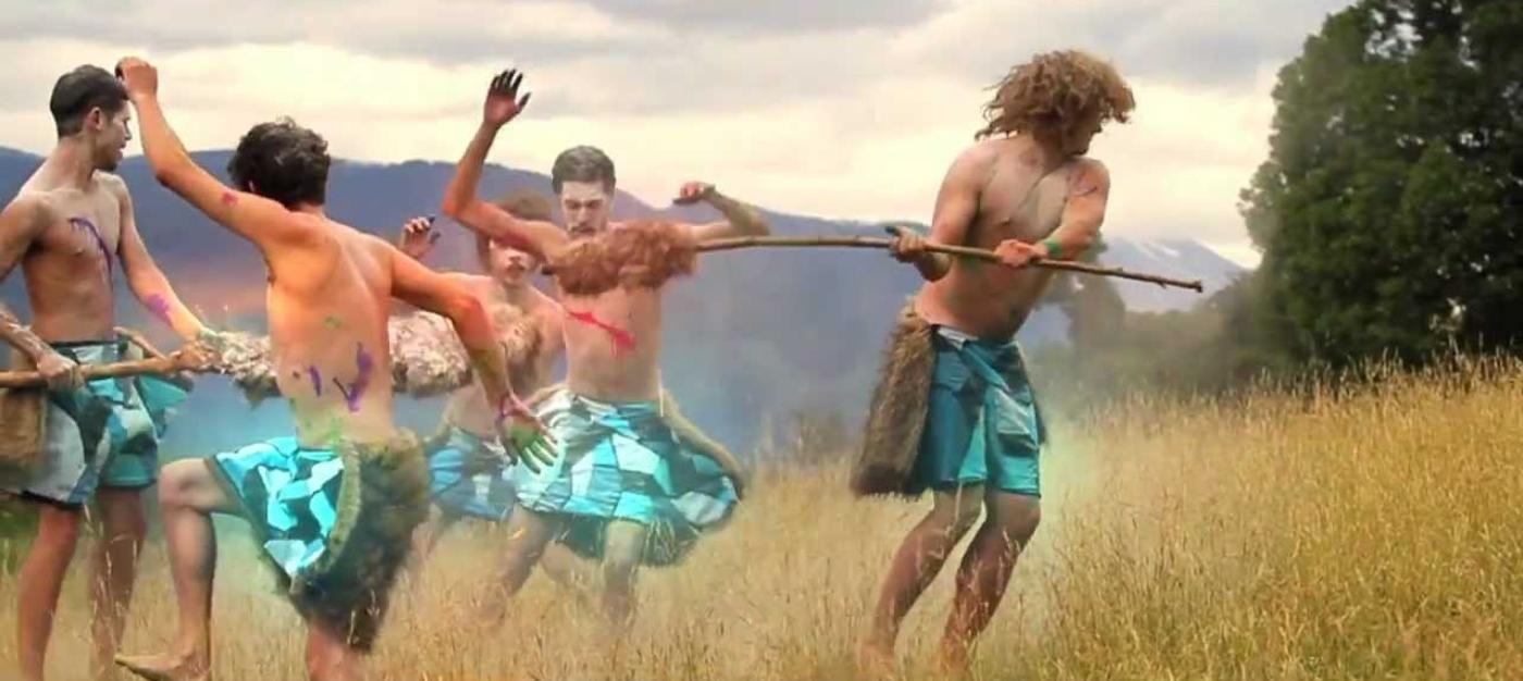 Imagen del videoclip chileno Ciervos
