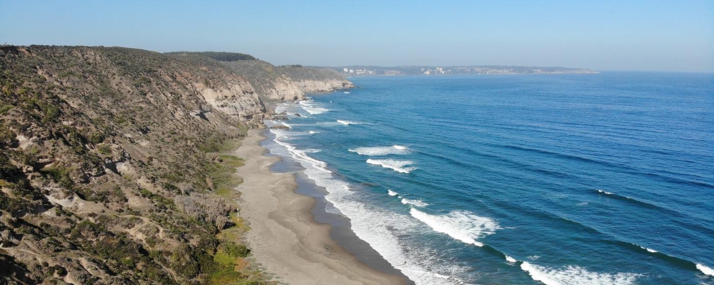 Imagen de playa Maitencillo