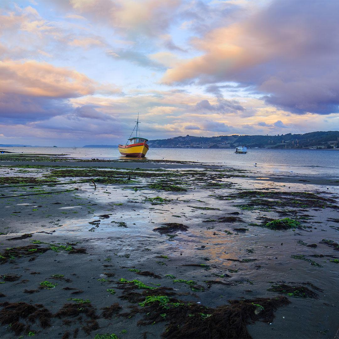 Costas de la Isla de Chiloé