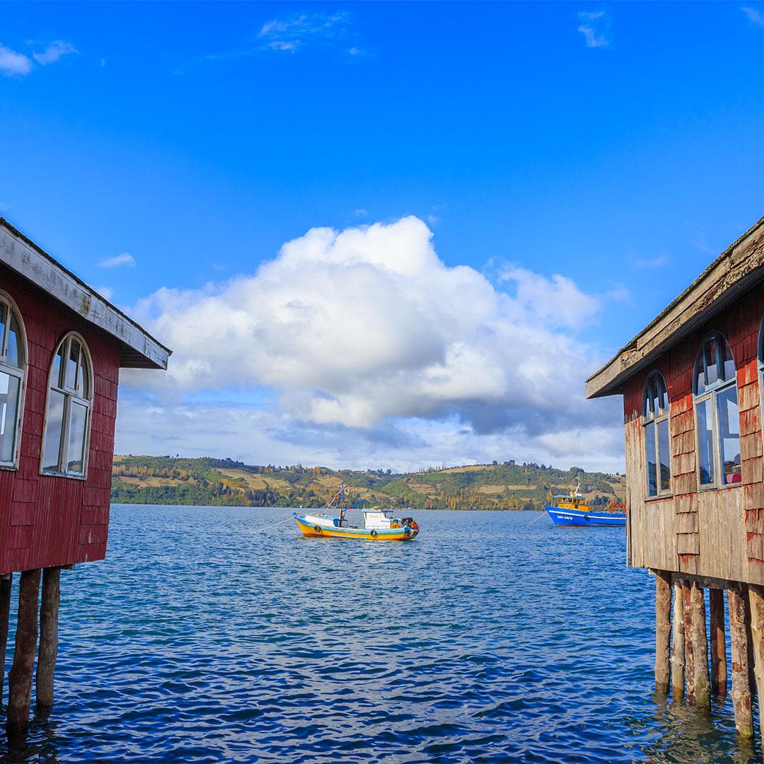 Chiloé, sur de Chile