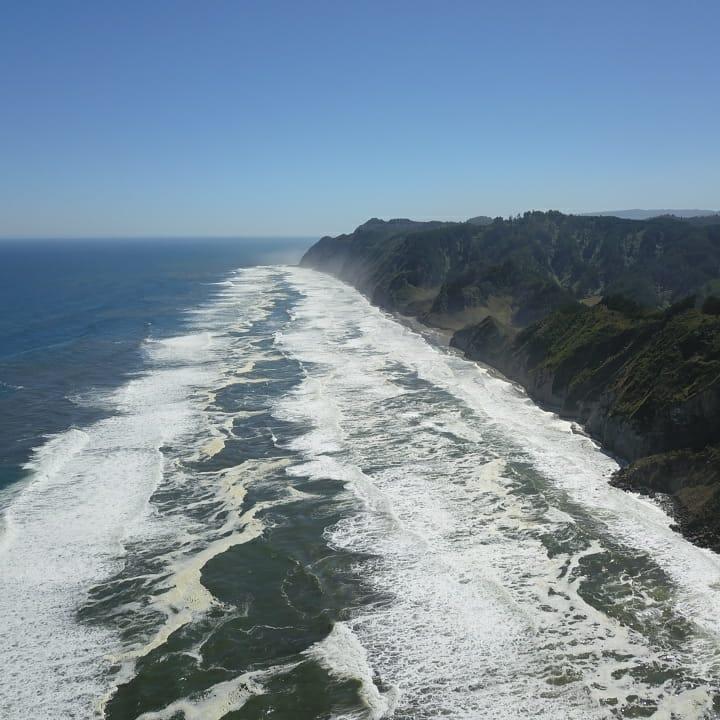 Coi Coi Beach Coast, Temuco