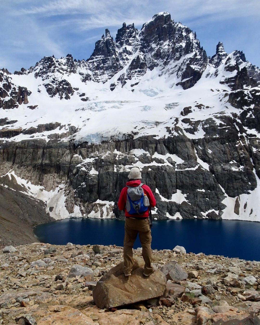 Cerro Castillo Lagoon, on Las Horquetas Trail