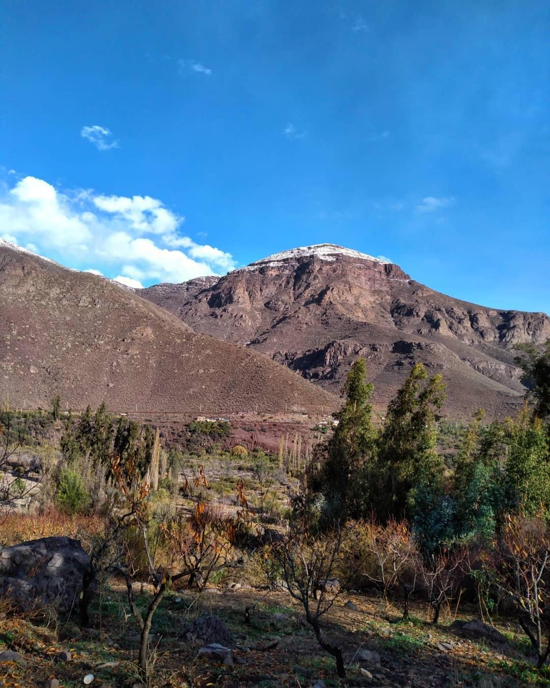 Chalinga Valley, Salamanca, northern Chile