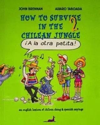 Libro de modismos y dichos chilenos, de John Brennan