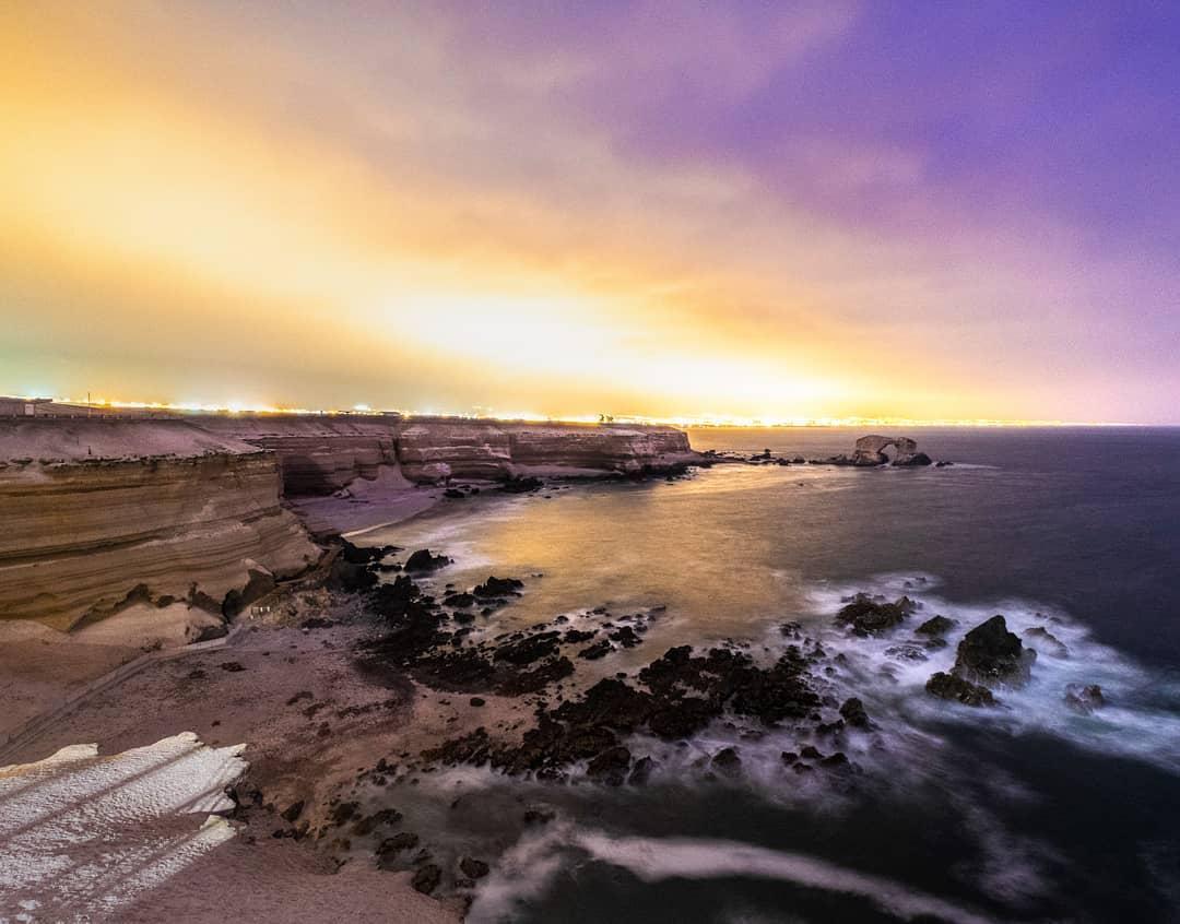 Portada de Antofagasta, norte de Chile