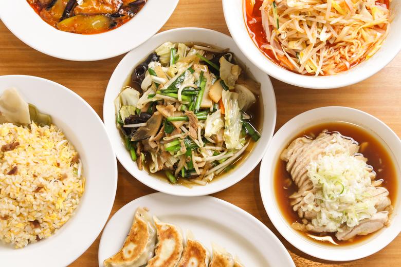 中国料理 かおたん 赤坂店