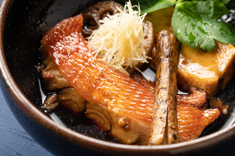恵比寿 魚竹