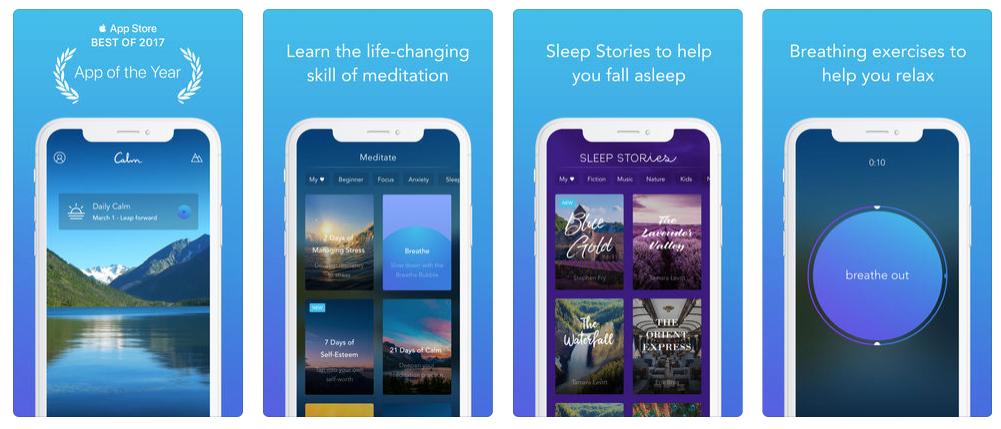 best meditation app, subscription cost calm, refund calm, pricing calm