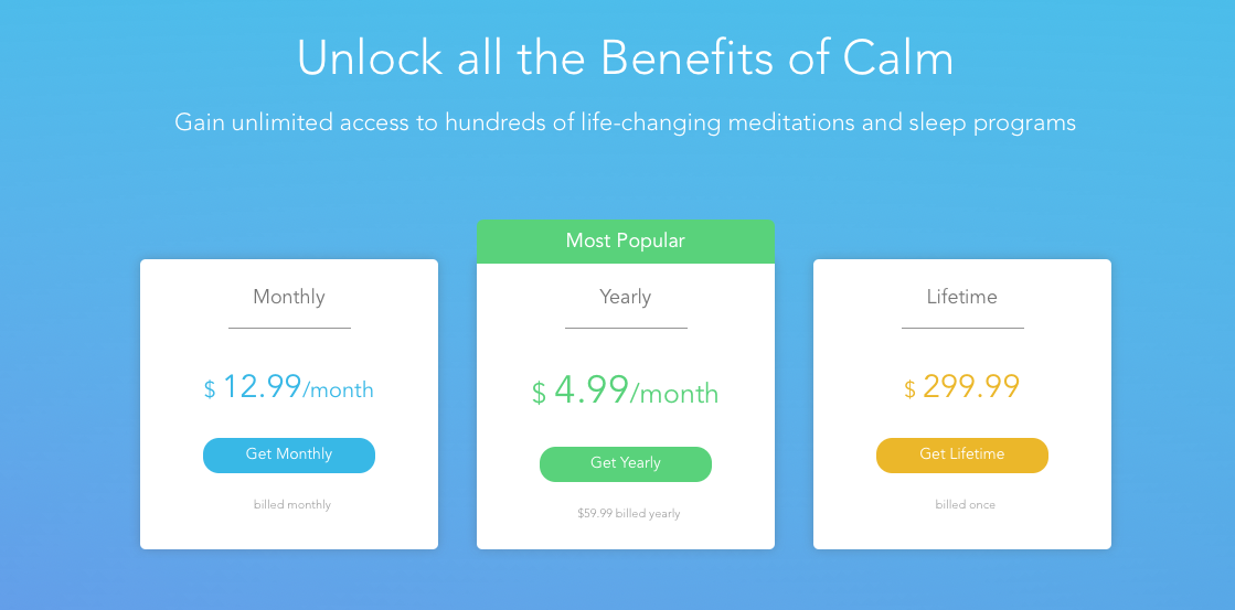 best meditation app, subscription cost calm, refund calm, pricing calm best meditation app, subscription cost calm, refund calm, pricing calm