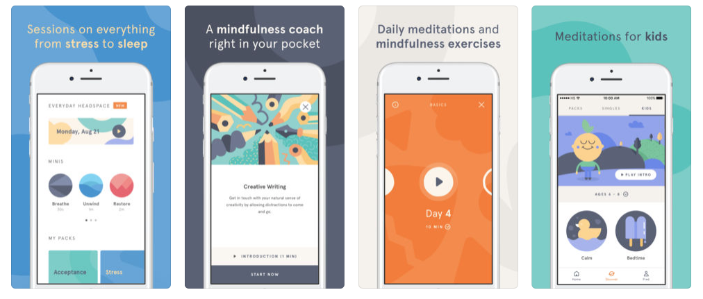 best meditation app, headspace cost, headspace subscription, pricing headspace