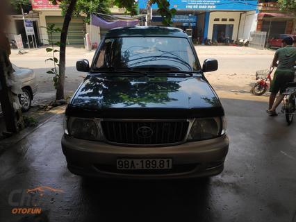 Bắc Giang bán xe TOYOTA Zace 1.8 MT 2003