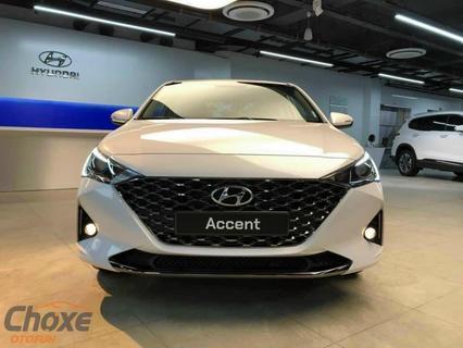 Bình Dương bán xe HYUNDAI Accent 1.4 AT 2021