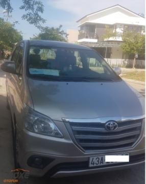 Đà Nẵng bán xe TOYOTA Innova 2,0 MT 2015