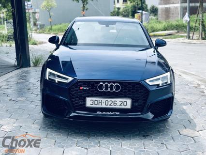 Hà Nội bán xe AUDI A4 2017