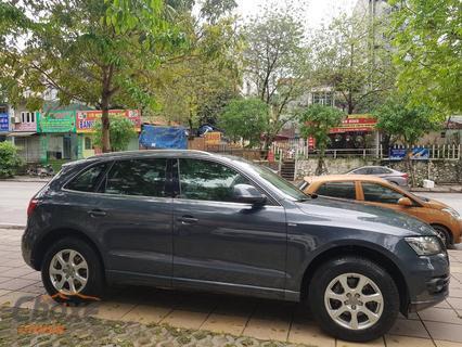 Hà Nội bán xe AUDI Q5 AT 2010