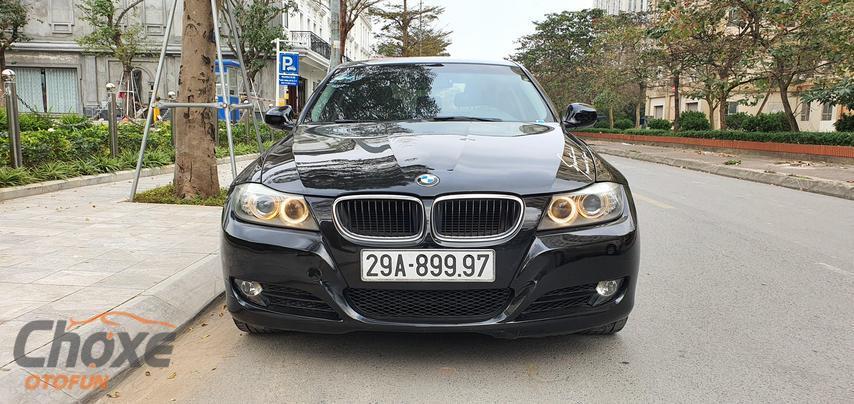 Hà Nội bán xe BMW 3 Series 2.0 AT 2010