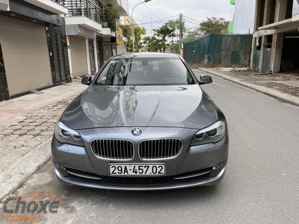 Hà Nội bán xe BMW 5 Series 2.5 AT 2011