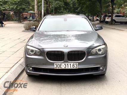 Hà Nội bán xe BMW 7 Series AT 2010