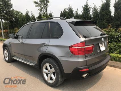 Hà Nội bán xe BMW X5 3.0 AT 2007