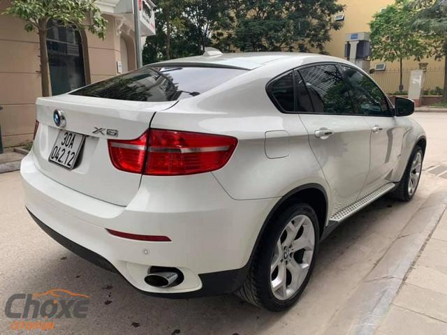 Hà Nội bán xe BMW X6 3.0 AT 2008