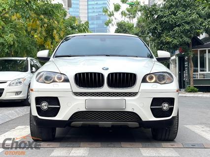 Hà Nội bán xe BMW X6 3.0 AT 2010