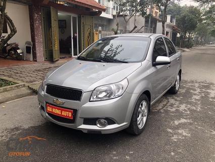 Hà Nội bán xe CHEVROLET Aveo 1.5  AT 2014