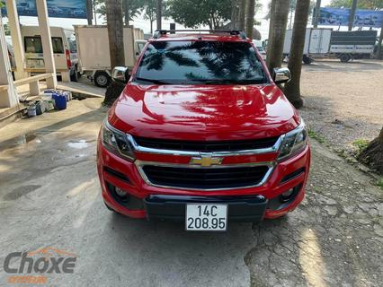 Hà Nội bán xe CHEVROLET Colorado High Country AT 2017