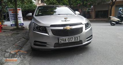 Hà Nội bán xe CHEVROLET Cruze LTZ 1.6 MT 2010