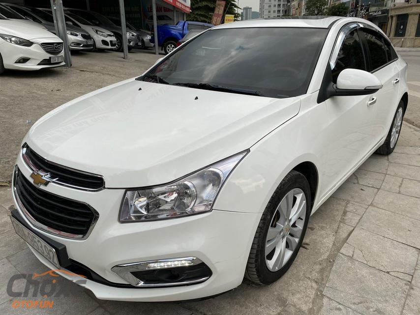 Hà Nội bán xe CHEVROLET Cruze LTZ 2015