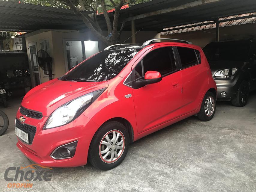 Hà Nội bán xe CHEVROLET Spark LT 2014