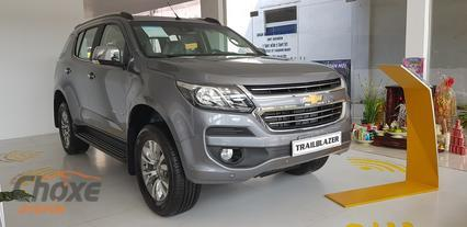 Hà Nội bán xe CHEVROLET Trailblazer LT AT 2019
