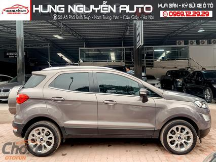 Hà Nội bán xe FORD EcoSport 1.5AT AT 2018