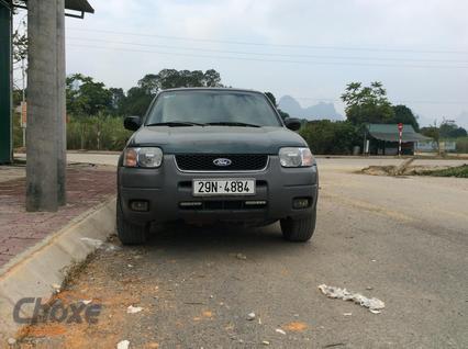 Hà Nội bán xe FORD Escape 2001