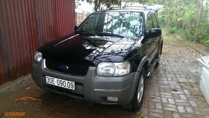 Hà Nội bán xe FORD Escape 3.0 AT 2003