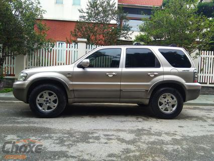 Hà Nội bán xe FORD Escape 3.0 AT 2006