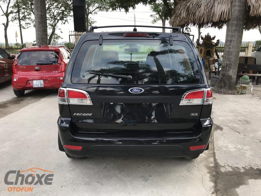 Hà Nội bán xe FORD Escape AT 2010