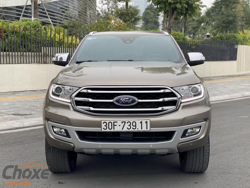 Hà Nội bán xe FORD Everest 2.0 AT 2018