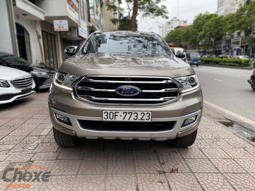 Hà Nội bán xe FORD Everest 2.0 AT 2019
